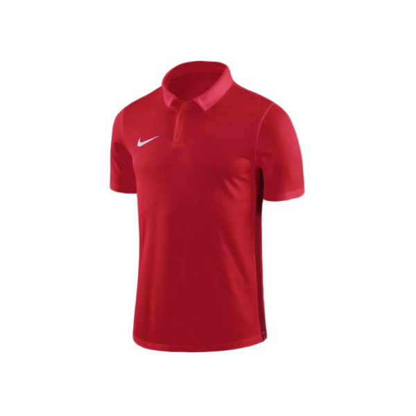M Nike Dry Academy18 Polo - Red image 1 | 899984-657 | Global Soccerstore