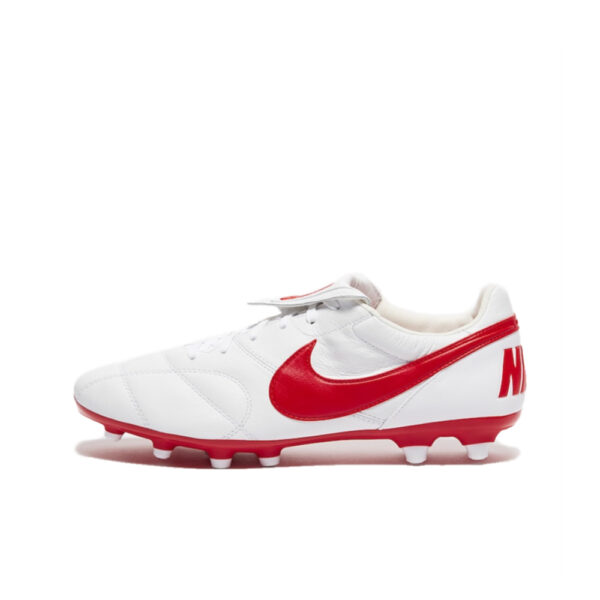 The Nike Premier II FG - White/University Red image 1 | 917803-161 | Global Soccerstore