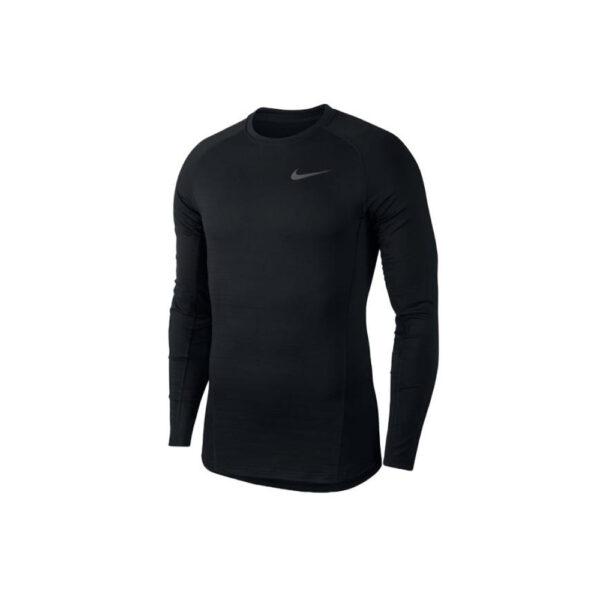 Nike Pro Therma Top - Black image 1 | 929721-010 | Global Soccerstore
