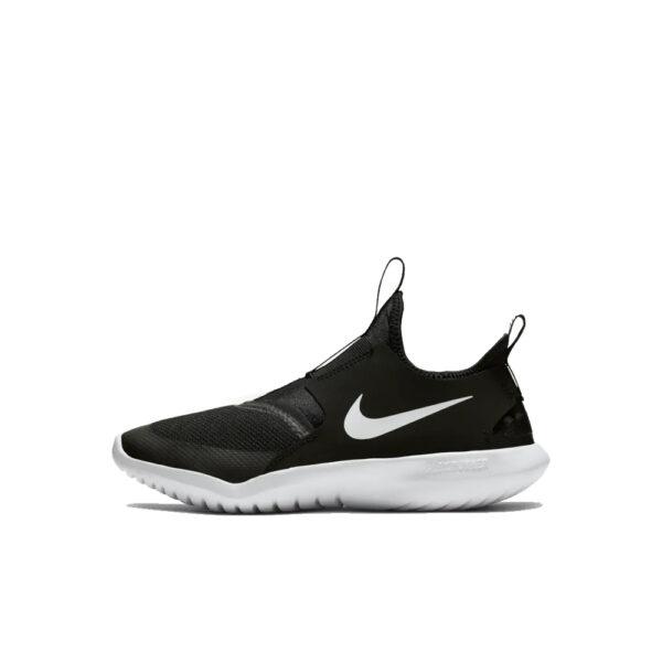 Jr Nike Flex Runner - Black/White image 1 | AT4662-001 | Global Soccerstore
