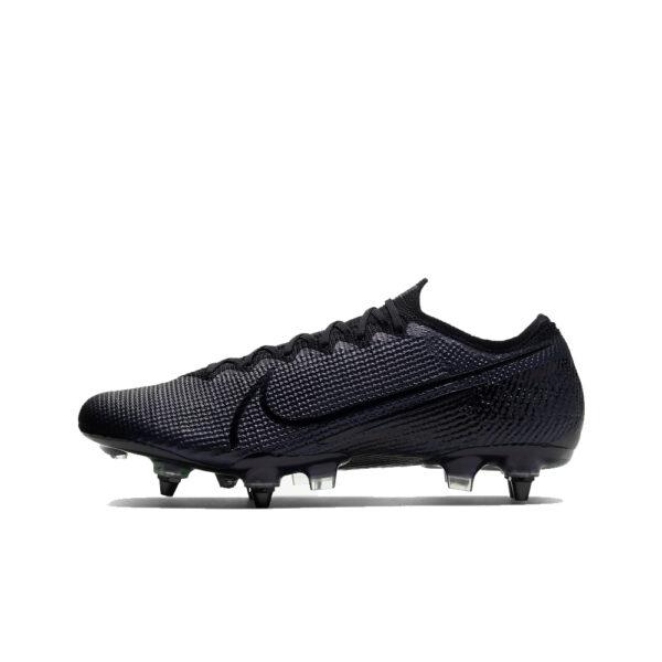 Nike Mercurial Vapor 13 Elite SG-PRO AC - Black/Black image 1 | AT7899-010 | Global Soccerstore