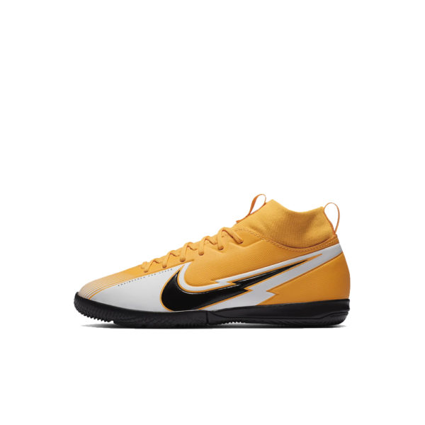 JR Nike Mercurial Superfly 7 Academy IC image 1 | AT8135-801 | Global Soccerstore