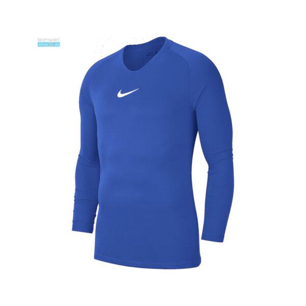 Nike Park First Layer - Blue image 1   AV2609-463   Global Soccerstore