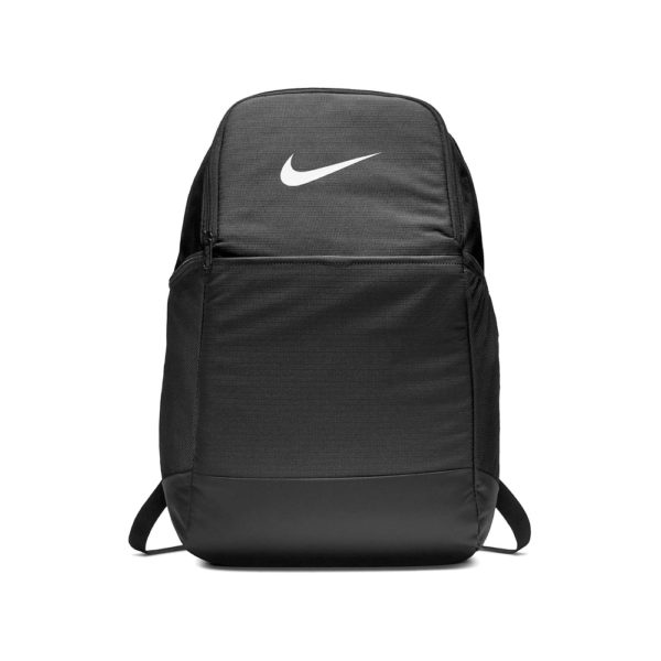 Nike Brasilia Backpack - 9.0 (24L) image 1   BA5954-010   Global Soccerstore