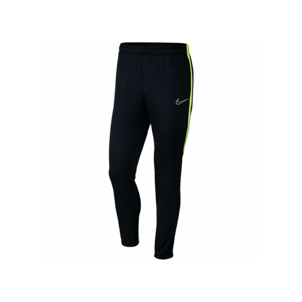 M Nike Therma Academy Winter Warrior Pants - Black/Volt image 1   BQ7475-013   Global Soccerstore