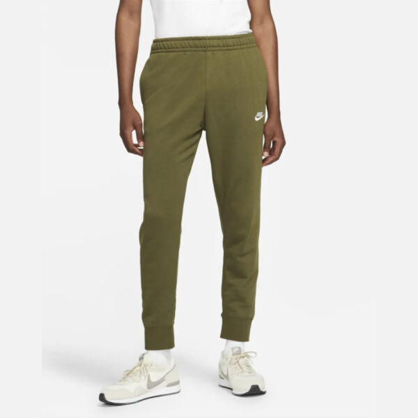 Nike Sportswear Club Joggers - Rough Green/(White) image 1 | BV2679-326 | Global Soccerstore