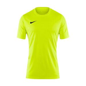 Youth Nike Park VII Jersey - Volt image 1 | BV6741-702 | Global Soccerstore