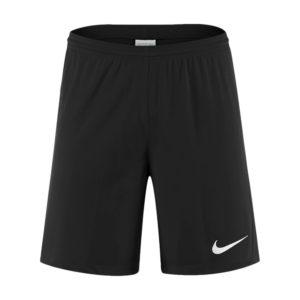 YOUTH NIKE KNIT PARK III SHORTS image 1 | BV6865-010 | Global Soccerstore