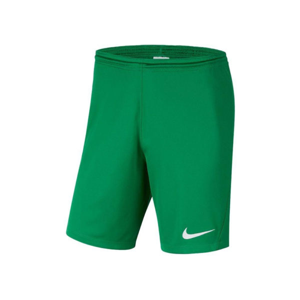 YOUTH NIKE KNIT PARK III SHORTS image 1 | BV6865-302 | Global Soccerstore