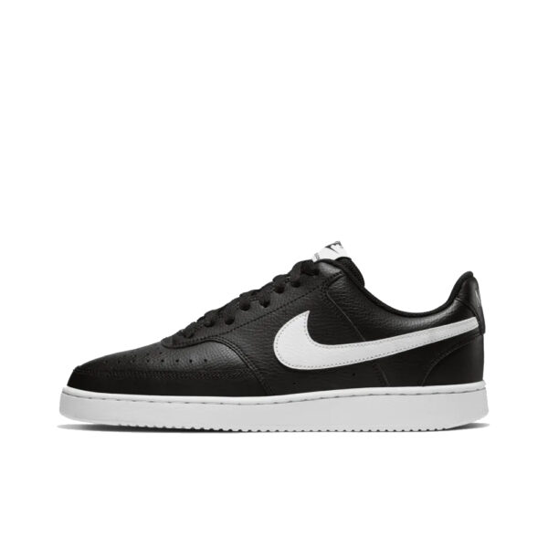 Nike Court Vision LO - Black/White/Photon Dust image 1 | CD5463-001 | Global Soccerstore