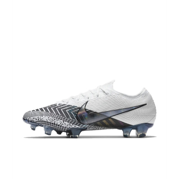 Nike Mercurial Vapor 13 Elite MDS FG - White/White-Black image 1 | CJ1295-110 | Global Soccerstore
