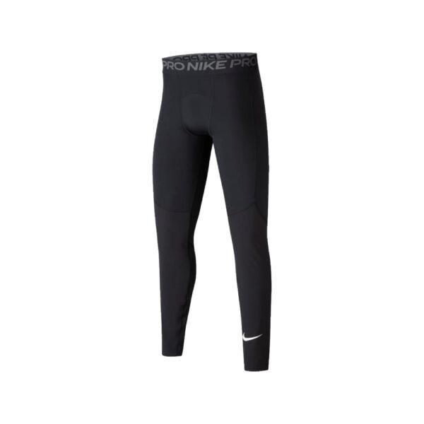 B Nike Pro Tights - Black image 1   CK4546-010   Global Soccerstore