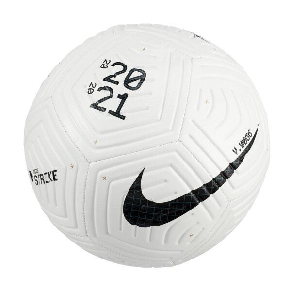 Nike Strike Football - White/Black image 1   CN5183-100   Global Soccerstore