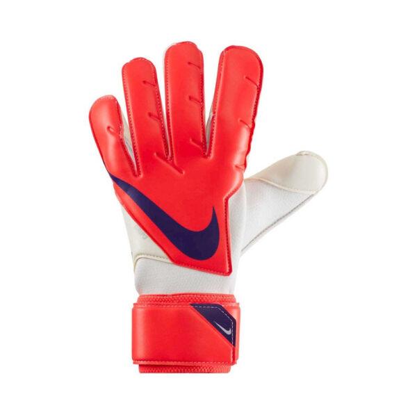 Nike GK Grip3 - FA20 - Bright Crimson/Platinum Tint/Indigo Burst image 1 | CN5651-635 | Global Soccerstore