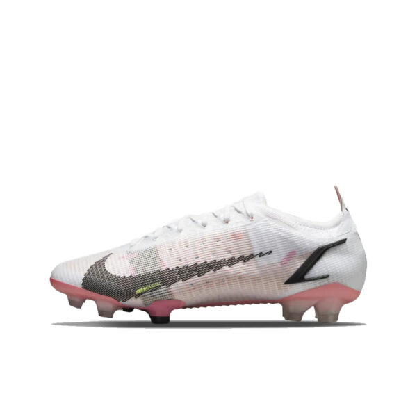 Nike Mercurial Vapor 14 Elite FG - White/Black/Bright Crimson/Pink Blast image 1 | CQ7635-121 | Global Soccerstore