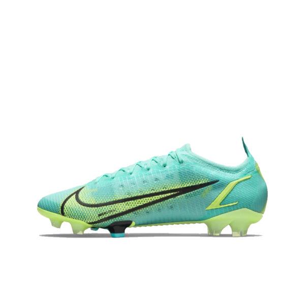 Nike Mercurial Vapor 14 Elite FG - Dynamic Turq/Lime Glow-Off Noir image 1   CQ7635-403   Global Soccerstore