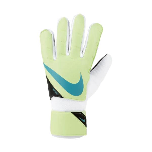 Nike GK Match - FA20 - Lime Glow/White/(Aquamarine) image 1 | CQ7799-345 | Global Soccerstore