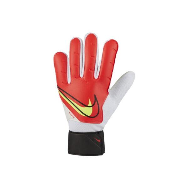 Nike GK Match - FA20 - Bright Crimson/Black/(Volt) image 1 | CQ7799-636 | Global Soccerstore