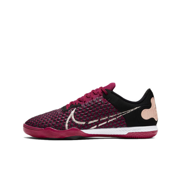 Nike Reactgato IC - Cardinal Red/Black/White/Crimson Tint image 1 | CT0550-608 | Global Soccerstore