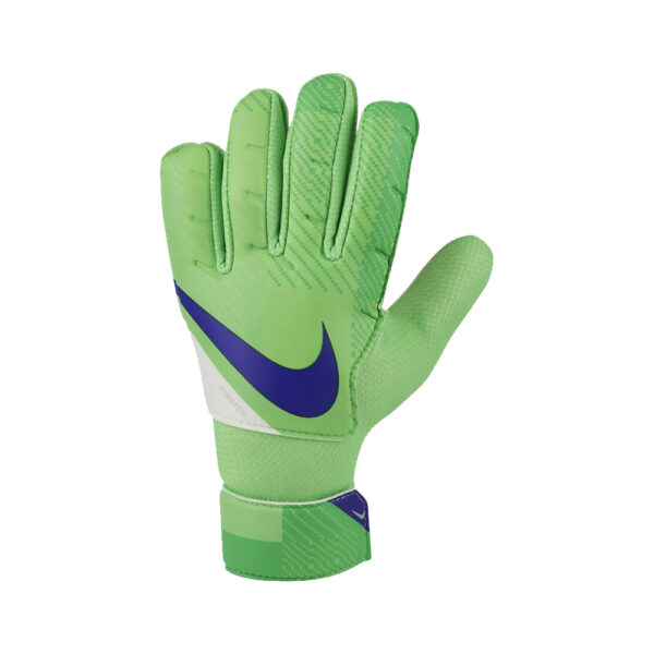 Jr Nike GK Match - Green Strike/White/Indigo Burst image 1   CU8176-398   Global Soccerstore