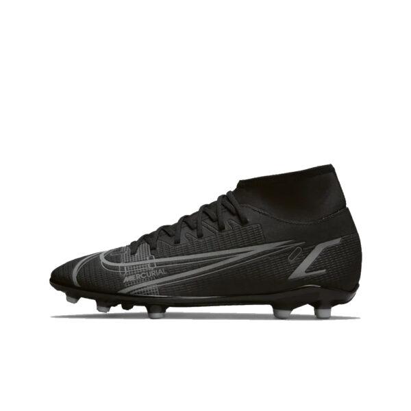 Nike Mercurial Superfly 8 Club FG/MG - Black/Iron Grey image 1 | CV0852-004 | Global Soccerstore