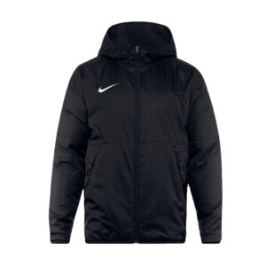 Youth Nike Team Park 20 Fall Jacket - Black/(White) image 1   CW6159-010   Global Soccerstore