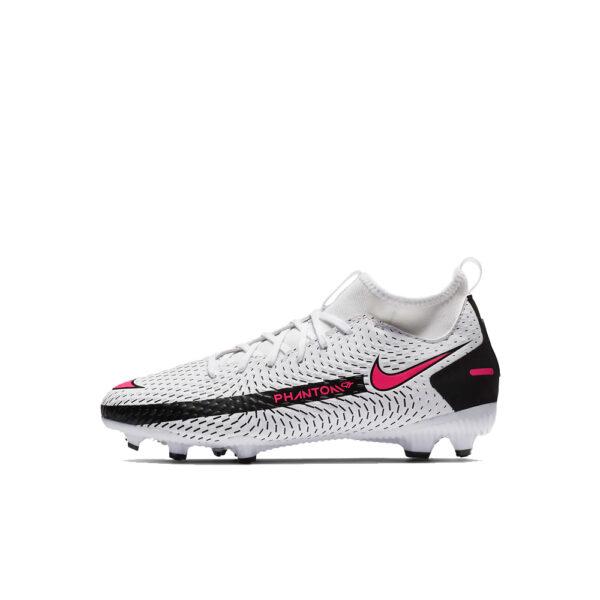 JR Nike Phantom GT Academy DF FG/MG image 1 | CW6694-160 | Global Soccerstore