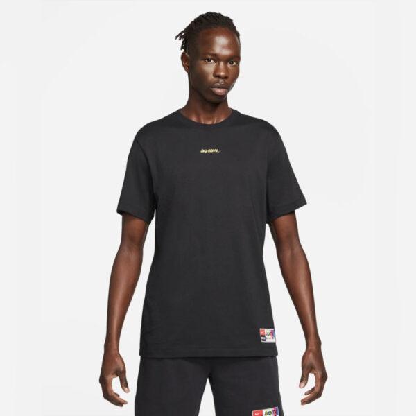 Nike FC Joga Bonito Tee - Black image 1 | CZ0587-010 | Global Soccerstore