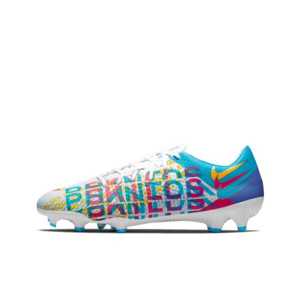 Nike Phantom GT Academy 3D FG/MG - Chlorine Blue/Pink Blast-Yellow-White-Mtlc-Silver image 1 | CZ3452-467 | Global Soccerstore