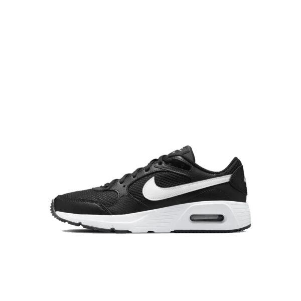 Kid's Nike Air Max SC BG - Black/White/Black image 1 | CZ5358-002 | Global Soccerstore