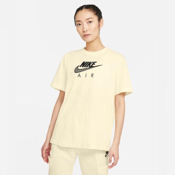 Women's Nike Air BF Top - Coconut Milk/(Black) image 1 | CZ8614-113 | Global Soccerstore