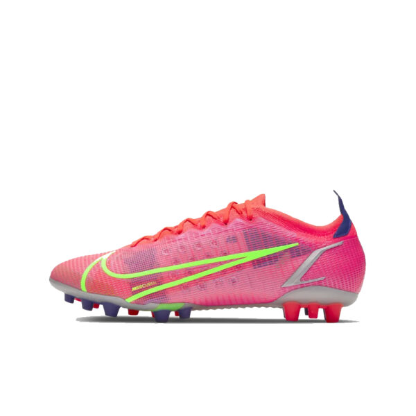 Nike Mercurial Vapor 14 Elite AG - Bright Crimson/Indigo Burst/Rage Green image 1 | CZ8717-600 | Global Soccerstore