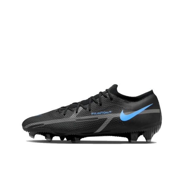 Nike Phantom GT2 Pro FG - Black/Iron Grey/University Blue image 1 | DA4432-004 | Global Soccerstore