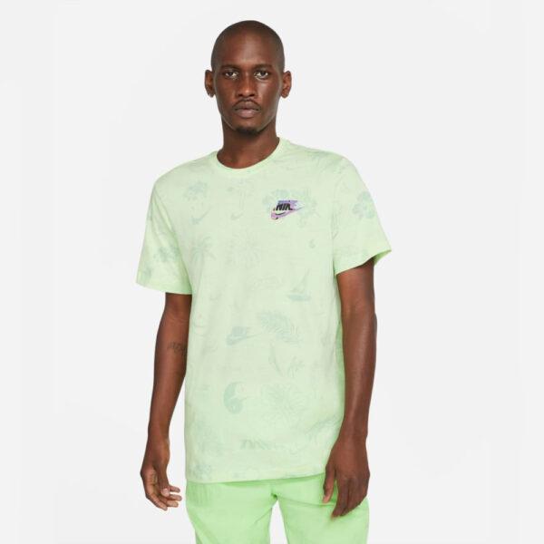 M Nike Sportswear Tee Spring Break - Lite Liquid Lime image 1   DB6170-383   Global Soccerstore