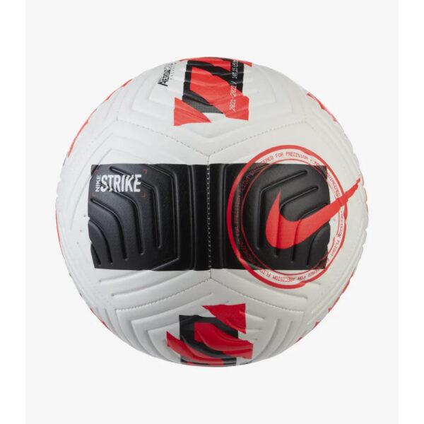 Nike Strike Football - FA21 - White/Black/(Bright Crimson) image 1 | DC2376-101 | Global Soccerstore
