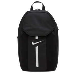 Nike Academy Team Backpack - Black/Black/(White) image 1 | DC2647-010 | Global Soccerstore