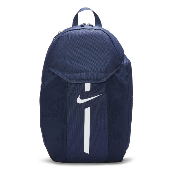 Nike Academy Team Backpack - Midnight Navy/Black/(White) image 1   DC2647-411   Global Soccerstore