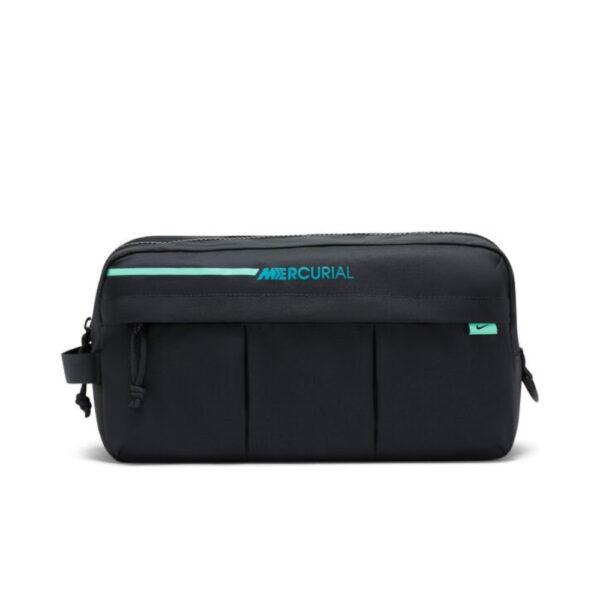 Nike Mercurial Shoebag - Off Noir/Green Glow/(Aquamarine) image 1   DD0003-020   Global Soccerstore