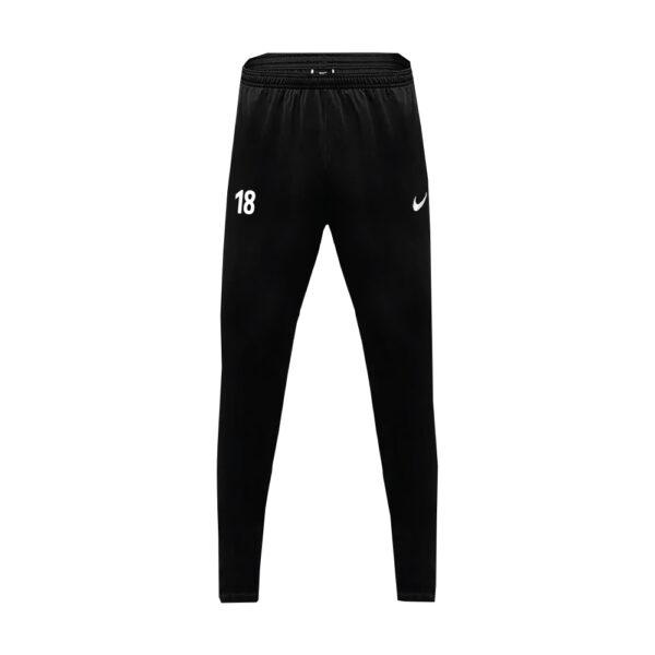 FC Kose mustad dressipüksid (Täiskasvanute suurused) image 1 | KOSE-893652-010 | Global Soccerstore