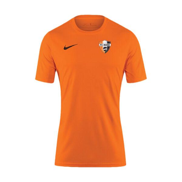 FC Kose noorte oranž võistlussärk (Täiskasvanute suurused) image 1 | KOSE-BV6708-819 | Global Soccerstore