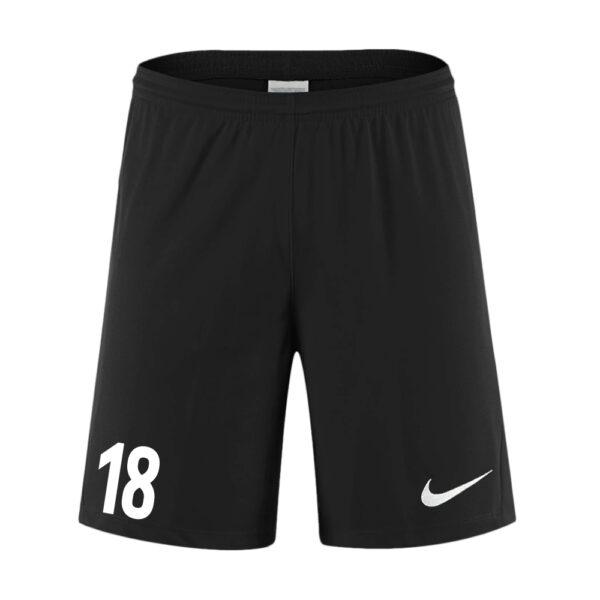 FC Kose mustad võistluspüksid (Laste suurused) image 1 | KOSE-BV6865-010 | Global Soccerstore
