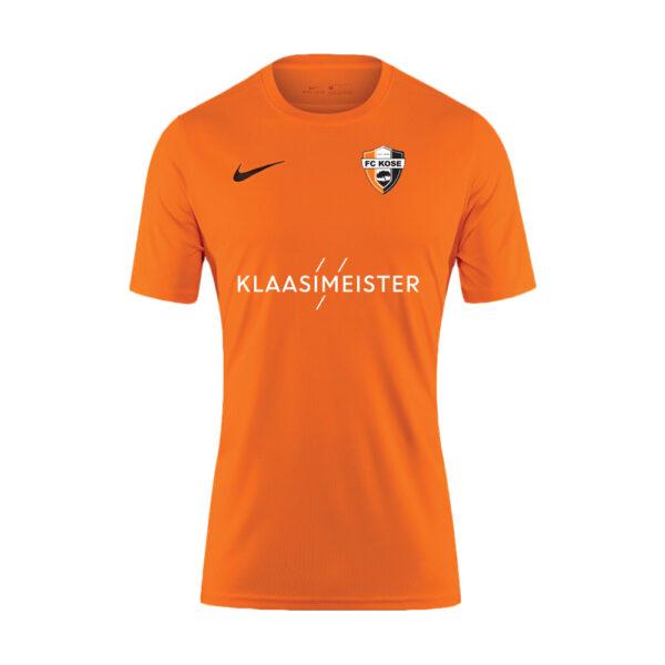 FC Kose esindusmeeskonna oranž võistlussärk (Täiskasvanute suurused) image 1 | KOSEES-BV6708-819 | Global Soccerstore