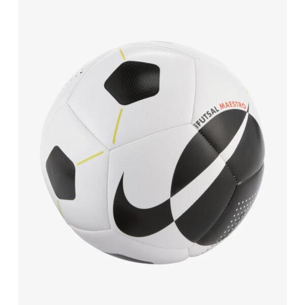 Nike Futsal Maestro - White/Black/(White) image 1   SC3974-104   Global Soccerstore