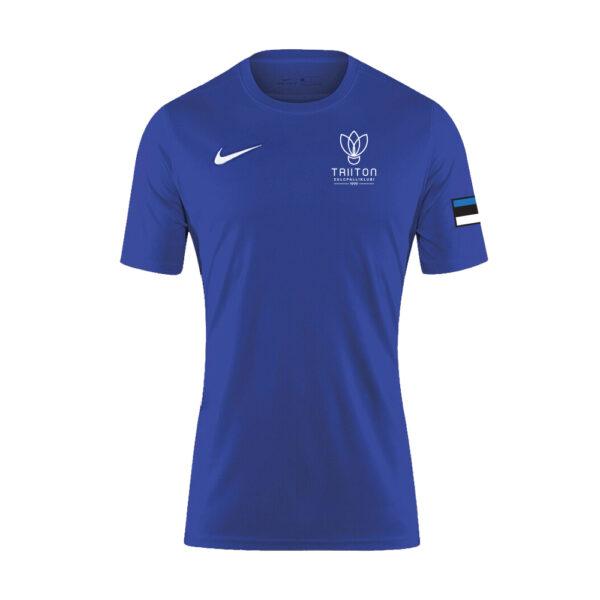 Sulgpalliklubi Triiton sinine treening- ja võistlussärk (Täiskasvanute suurused) image 1 | TRTN-BV6708-463 | Global Soccerstore