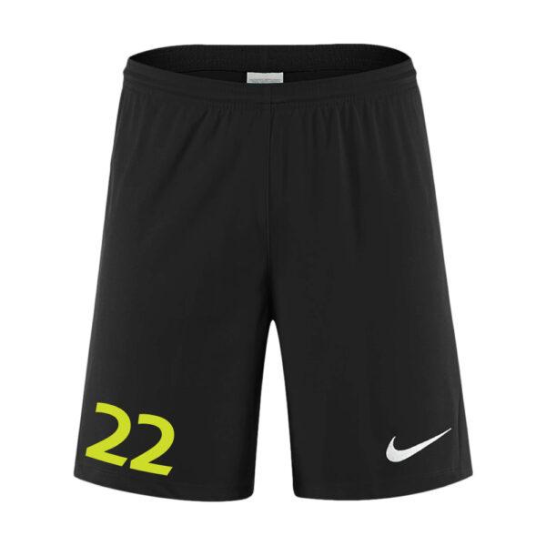 Tarvastu ja Tõrva Ühendmeeskonna noorte mustad võistluspüksid (Täiskasvanute suurused) image 1   TTÜM-BV6855-010   Global Soccerstore