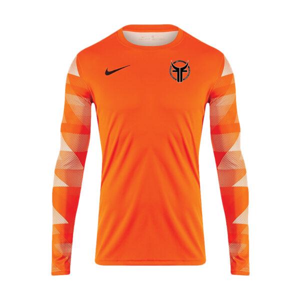 Tarvastu ja Tõrva Ühendmeeskonna noorte oranž väravavahi särk (Laste suurused) image 1 | TTÜM-CJ6072-819 | Global Soccerstore
