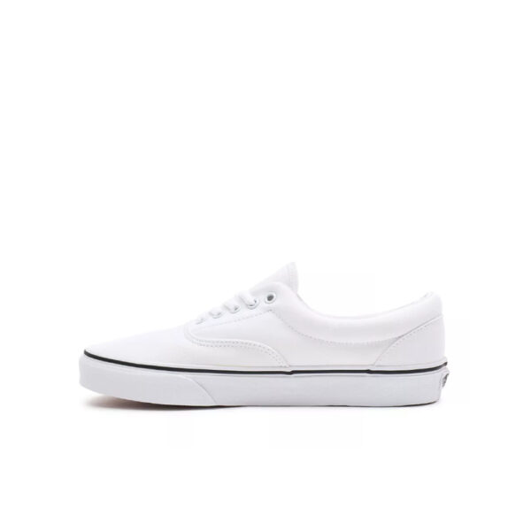 Vans Era Sneaker - True White image 1 | VN000EWZW001 | Global Soccerstore