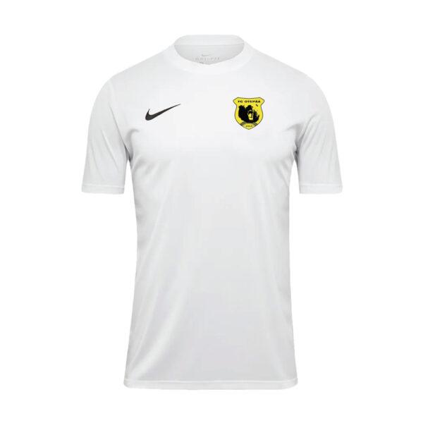 FC Otepää noorte valge võistlussärk