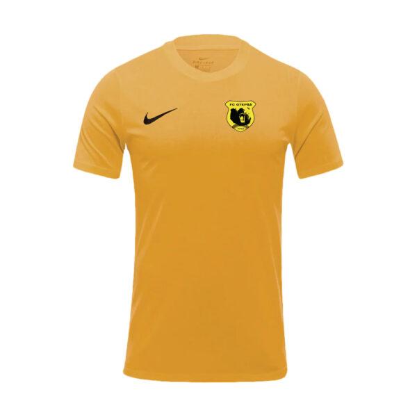 FC Otepää noorte kollane võistlussärk (Laste suurused) image 1 | xFCO-725984-739 | Global Soccerstore