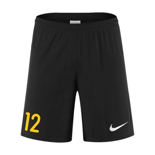 FC Otepää mustad lühikesed püksid (Täiskasvanute suurused) image 1 | xFCO-BV6855-010 | Global Soccerstore